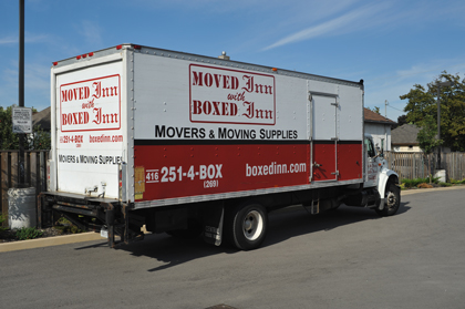 Voted Best Moving Company in Etobicoke