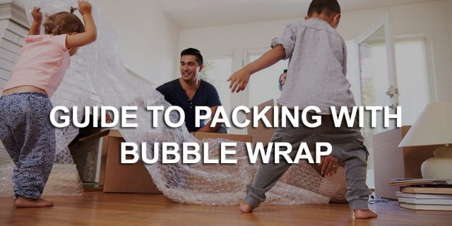 Best Way to Pack With Bubble Wrap