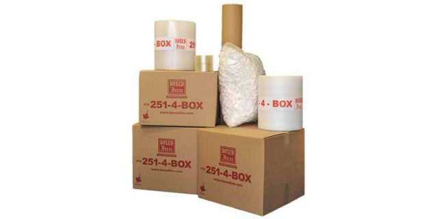 Essential Packing Items for a Successful Move