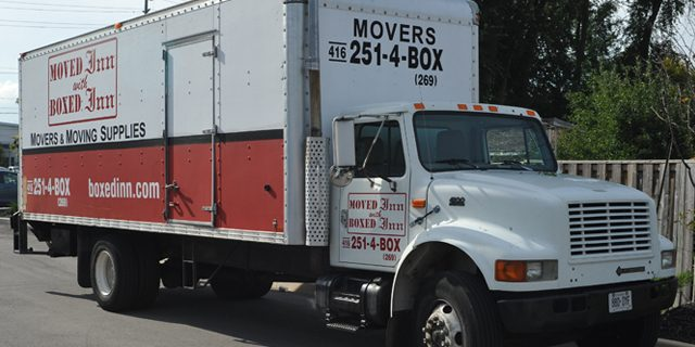 COMMERCIAL MOVE